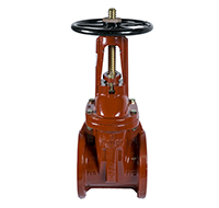 Kennedy Class 125 OS&Y  Gate Valves